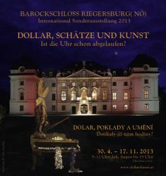 Dollar, Schätze und Kunst