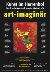 plakat art imaginaer 2013
