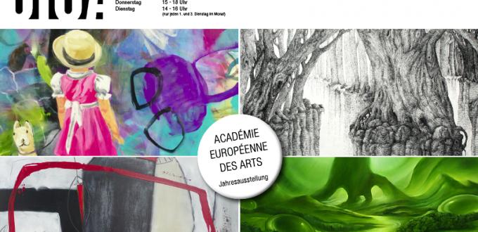 annual exhibition AEA, Ansfelden (A)